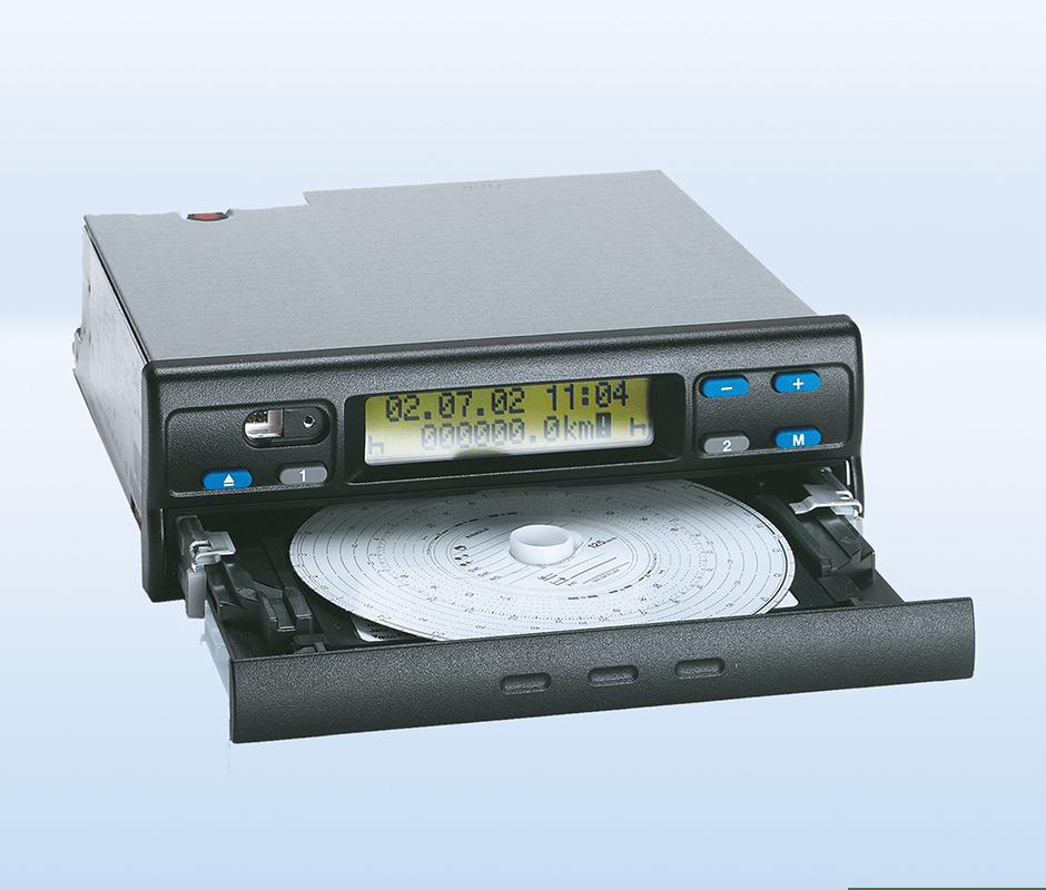 Analoger Tachograph