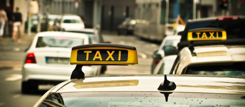 Taxieinbau - Ordnungsgemäss im Personentransport tätig sein