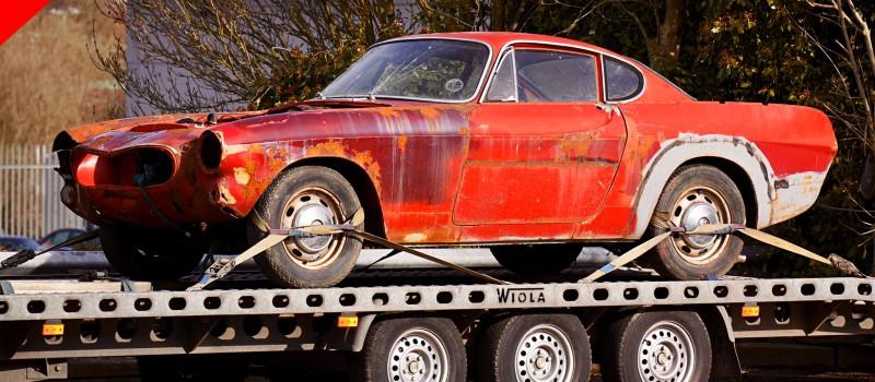 Unsere Carrosseriespenglerei repariert Ihr Auto zuverlässig