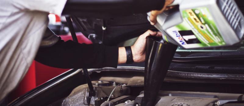 Wie unterscheiden sich Motoröle?