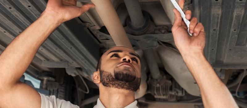 Abgaswartung: Schonen Sie Ihr Auto und die Umwelt